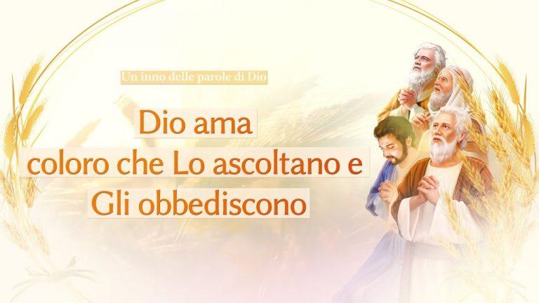 """Musica cristiana   La più bella benedizione """"Dio ama coloro che Lo ascoltano e Gli obbediscono"""""""
