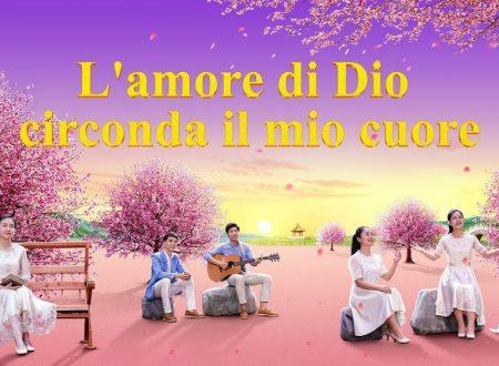 """""""L'amore di Dio circonda il mio cuore"""" Grazie all'amore del Signore"""