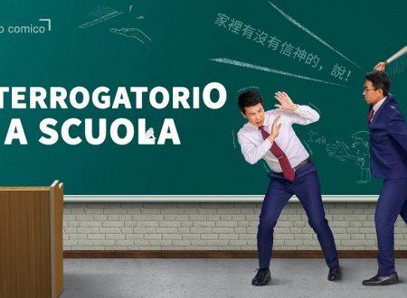 """Video cristiano 2019 – """"Interrogatorio a scuola"""" Una vera storia in Cina"""