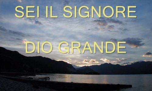 Canti religiosi – Agnus Dei – versione italiana