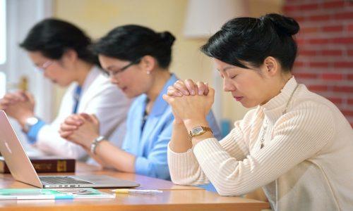 La nostra preghiera del mattino
