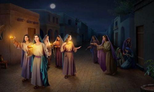Sermoni e comunicazioni: Cosa c'è di saggio riguardo alle vergini sagge che accolgono il Signore?